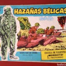 Tebeos: HAZAÑAS BÉLICAS, SECCIÓN AZUL N°232. Lote 128629350
