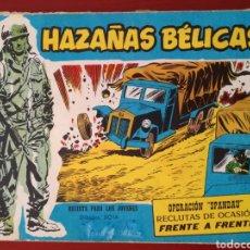 Tebeos: HAZAÑAS BÉLICAS, SECCIÓN AZUL N°237. Lote 128629764