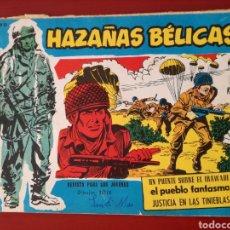 Tebeos: HAZAÑAS BÉLICAS, SECCIÓN AZUL N°238. Lote 128629903