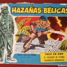 Tebeos: HAZAÑAS BÉLICAS, SECCIÓN N°256. Lote 128630078