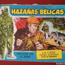 Tebeos: HAZAÑAS BÉLICAS, SECCIÓN AZUL N°268. Lote 128632300