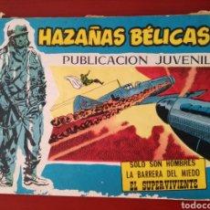 Tebeos: HAZAÑAS BÉLICAS, SECCIÓN AZUL N°295. Lote 128632550