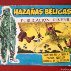 Tebeos: HAZAÑAS BÉLICAS, SECCIÓN AZUL N°306. Lote 128633968