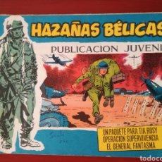 Tebeos: HAZAÑAS BÉLICAS, SECCIÓN AZUL N°317. Lote 128634531