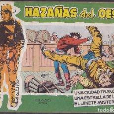 Tebeos: HAZAÑAS DEL OESTE VERDE Nº 5. Lote 128640711