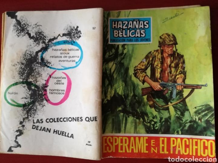 Tebeos: HAZAÑAS BÉLICAS n°187 - Foto 3 - 128763926