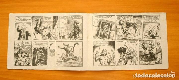 Tebeos: El diablo de los mares - nº 11 el diablo ataca - Ediciones Toray 1947 - Foto 2 - 128814027