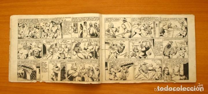 Tebeos: Zarpa de león, album nº 3 - El defensor de Bagundia - Ediciones Toray 1951 - Foto 2 - 128814303