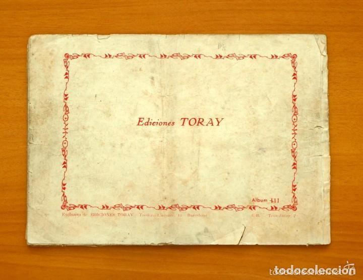 Tebeos: Zarpa de león, album nº 3 - El defensor de Bagundia - Ediciones Toray 1951 - Foto 3 - 128814303