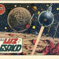 Tebeos: COMIC ORIGINAL EL MUNDO FUTURO EDITORIAL TORAY DIBUJADO POR BOIXCAR Nº7. Lote 128875007