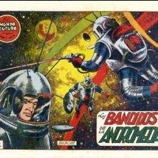 Tebeos: COMIC ORIGINAL EL MUNDO FUTURO EDITORIAL TORAY DIBUJADO POR BOIXCAR Nº 4. Lote 128875075