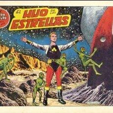 Tebeos: COMIC ORIGINAL EL MUNDO FUTURO EDITORIAL TORAY DIBUJADO POR BOIXCAR Nº9. Lote 128875191