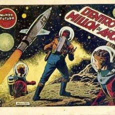 Tebeos: COMIC ORIGINAL EL MUNDO FUTURO EDITORIAL TORAY DIBUJADO POR BOIXCAR Nº 27. Lote 128875827