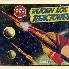 Tebeos: COMIC ORIGINAL EL MUNDO FUTURO EDITORIAL TORAY DIBUJADO POR BOIXCAR Nº 28. Lote 128875887