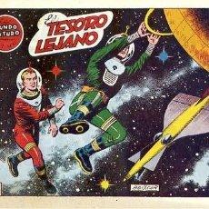 Tebeos: COMIC ORIGINAL EL MUNDO FUTURO EDITORIAL TORAY DIBUJADO POR BOIXCAR Nº 32. Lote 128888015