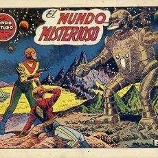 Tebeos: COMIC ORIGINAL EL MUNDO FUTURO EDITORIAL TORAY DIBUJADO POR BOIXCAR Nº 36. Lote 128888107