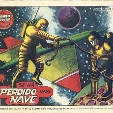 Tebeos: COMIC ORIGINAL EL MUNDO FUTURO EDITORIAL TORAY DIBUJADO POR BOIXCAR Nº51. Lote 128888399