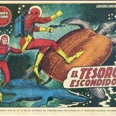 Tebeos: COMIC ORIGINAL EL MUNDO FUTURO EDITORIAL TORAY DIBUJADO POR BOIXCAR Nº57. Lote 128888639