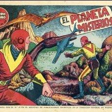 Tebeos: COMIC ORIGINAL EL MUNDO FUTURO EDITORIAL TORAY DIBUJADO POR BOIXCAR Nº 58. Lote 128890475