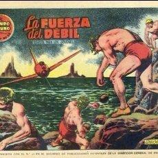 Tebeos: COMIC ORIGINAL EL MUNDO FUTURO EDITORIAL TORAY DIBUJADO POR BOIXCAR Nº 59. Lote 128890511