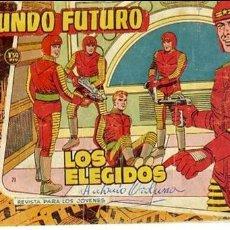 Tebeos: COMIC ORIGINAL EL MUNDO FUTURO EDITORIAL TORAY DIBUJADO POR BOIXCAR Nº 71. Lote 128890567
