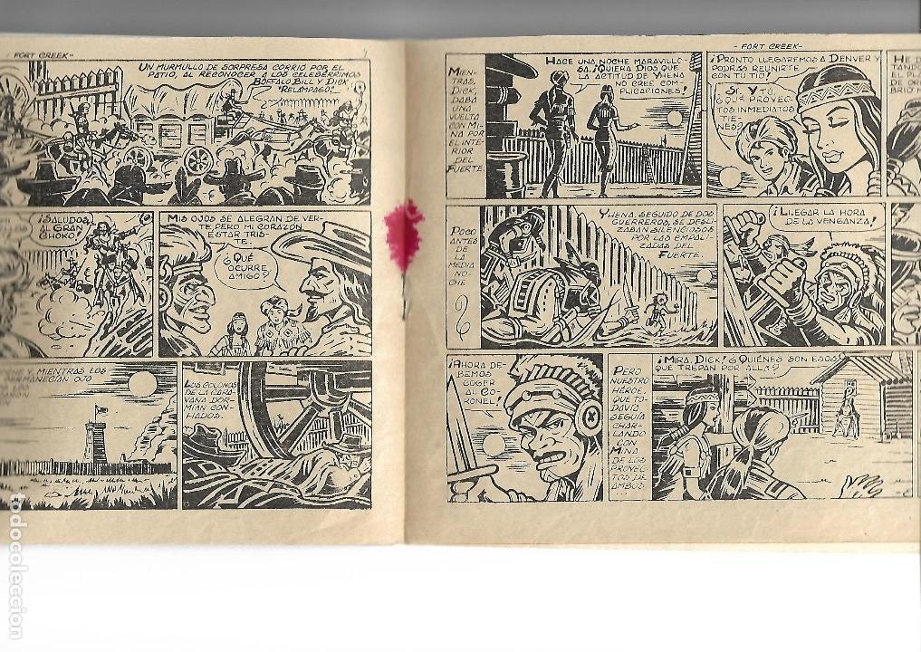 Tebeos: Dick Relámpago, Año 1.960. Colección Completa son 28. Tebeos Originales Dibujante G. Iranzo. - Foto 38 - 128968119