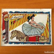 Tebeos: ALICIA, LA AMAZONA, Nº 55 - EDICIONES TORAY 1956. Lote 130154795