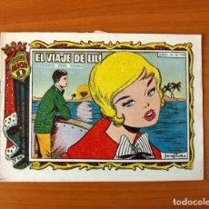 Tebeos: ALICIA, EL VIAJE DE LILÍ, Nº 185 - EDICIONES TORAY 1956. Lote 130155603