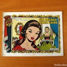 Tebeos: ALICIA, UN REGALO PARA CELIA, Nº 194 - EDICIONES TORAY 1956. Lote 130156055