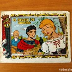 Tebeos: ALICIA, EL REGALO DE AURORA, Nº 202 - EDICIONES TORAY 1956. Lote 130156223
