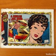 Tebeos: ALICIA, A ORILLAS DEL MAR, Nº 203 - EDICIONES TORAY 1956. Lote 130156467