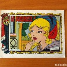 Tebeos: ALICIA, LA DUQUESITA Y EL PESCADOR, Nº 214 - EDICIONES TORAY 1956. Lote 130156547