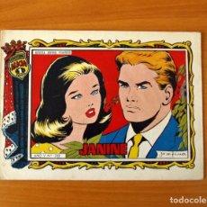Tebeos: ALICIA, JANINE, Nº 240 - EDICIONES TORAY 1956. Lote 130156887