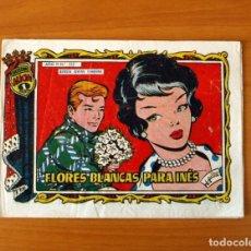 Tebeos: ALICIA, FLORES BLANCAS PARA INÉS, Nº 257 - EDICIONES TORAY 1956. Lote 130157111