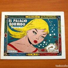 Tebeos: GRACIELA - EL PALACIO DORMIDO, Nº 130 - EDICIONES TORAY 1956. Lote 130251262