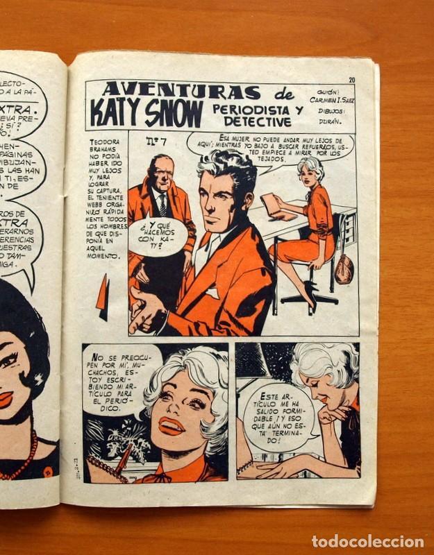 Tebeos: Susana Extra, Cuento a Margarita, nº 21 - Ediciones Toray 1960 - Foto 6 - 130300030