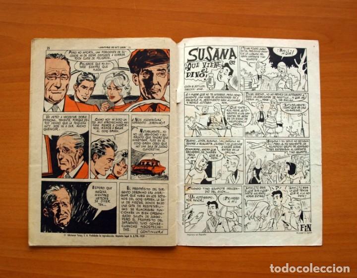 Tebeos: Susana Extra, Cuento a Margarita, nº 21 - Ediciones Toray 1960 - Foto 7 - 130300030
