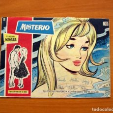 Tebeos: SUSANA - MISTERIO, Nº 93 - EDICIONES TORAY 1959. Lote 130301306