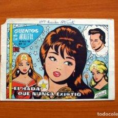 Tebeos: CUENTOS DE LA ABUELITA - EL HADA QUE NUNCA EXISTIÓ, Nº 351 - EDICIONES TORAY 1949 . Lote 130319790