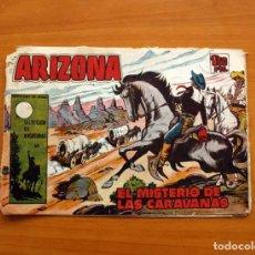 Tebeos: ARIZONA - EL MISTERIO DE LAS CARAVANAS, Nº 2 - EDICIONES TORAY 1959. Lote 130340138
