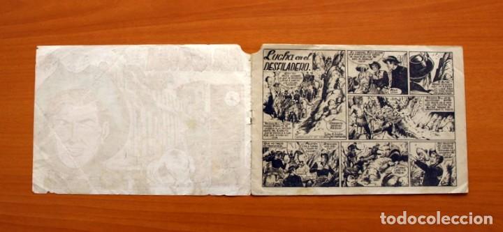 Tebeos: Arizona - Lucha en el desfiladero, nº 4 - Ediciones Toray 1959 - Foto 2 - 130340342