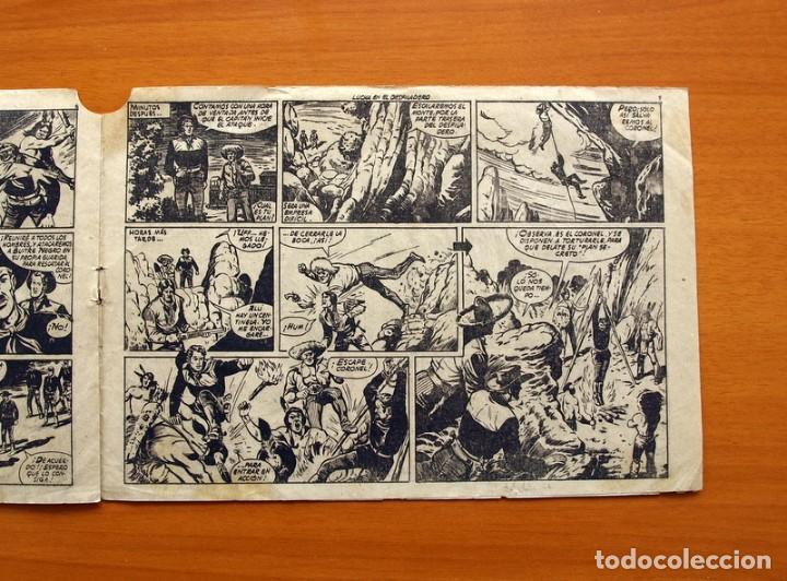 Tebeos: Arizona - Lucha en el desfiladero, nº 4 - Ediciones Toray 1959 - Foto 5 - 130340342