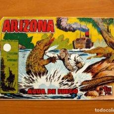 Tebeos: ARIZONA - AGUA DE FUEGO, Nº 13 - EDICIONES TORAY 1959. Lote 130340566