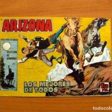 Tebeos: ARIZONA - LOS MEJORES DE TODOS, Nº 15 - EDICIONES TORAY 1959. Lote 130341074