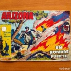 Tebeos: ARIZONA - UN HOMBRE FUERTE, Nº 20 - EDICIONES TORAY 1959. Lote 130341210