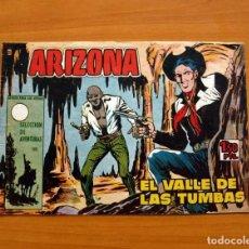 Tebeos: ARIZONA - EL VALLE DE LAS TUMBAS, Nº 31 - EDICIONES TORAY 1959. Lote 130341594