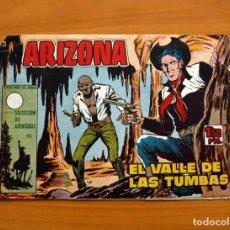 Tebeos: ARIZONA - EL VALLE DE LAS TUMBAS, Nº 31 - EDICIONES TORAY 1959. Lote 130341626