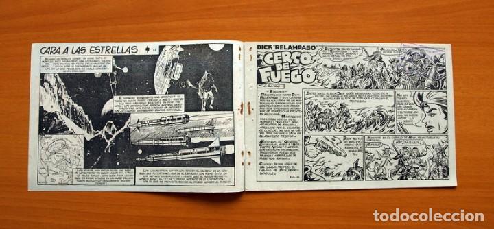 Tebeos: Dick Relámpago, el Rey de la Pradera - Cerco de fuego - nº 10 - Ediciones Toray 1960 - Foto 2 - 130344174