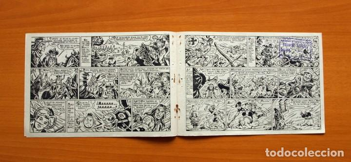 Tebeos: Dick Relámpago, el Rey de la Pradera - Cerco de fuego - nº 10 - Ediciones Toray 1960 - Foto 4 - 130344174