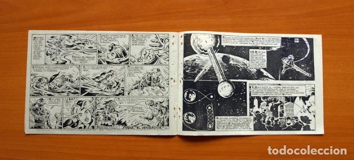Tebeos: Dick Relámpago, el Rey de la Pradera - Cerco de fuego - nº 10 - Ediciones Toray 1960 - Foto 6 - 130344174